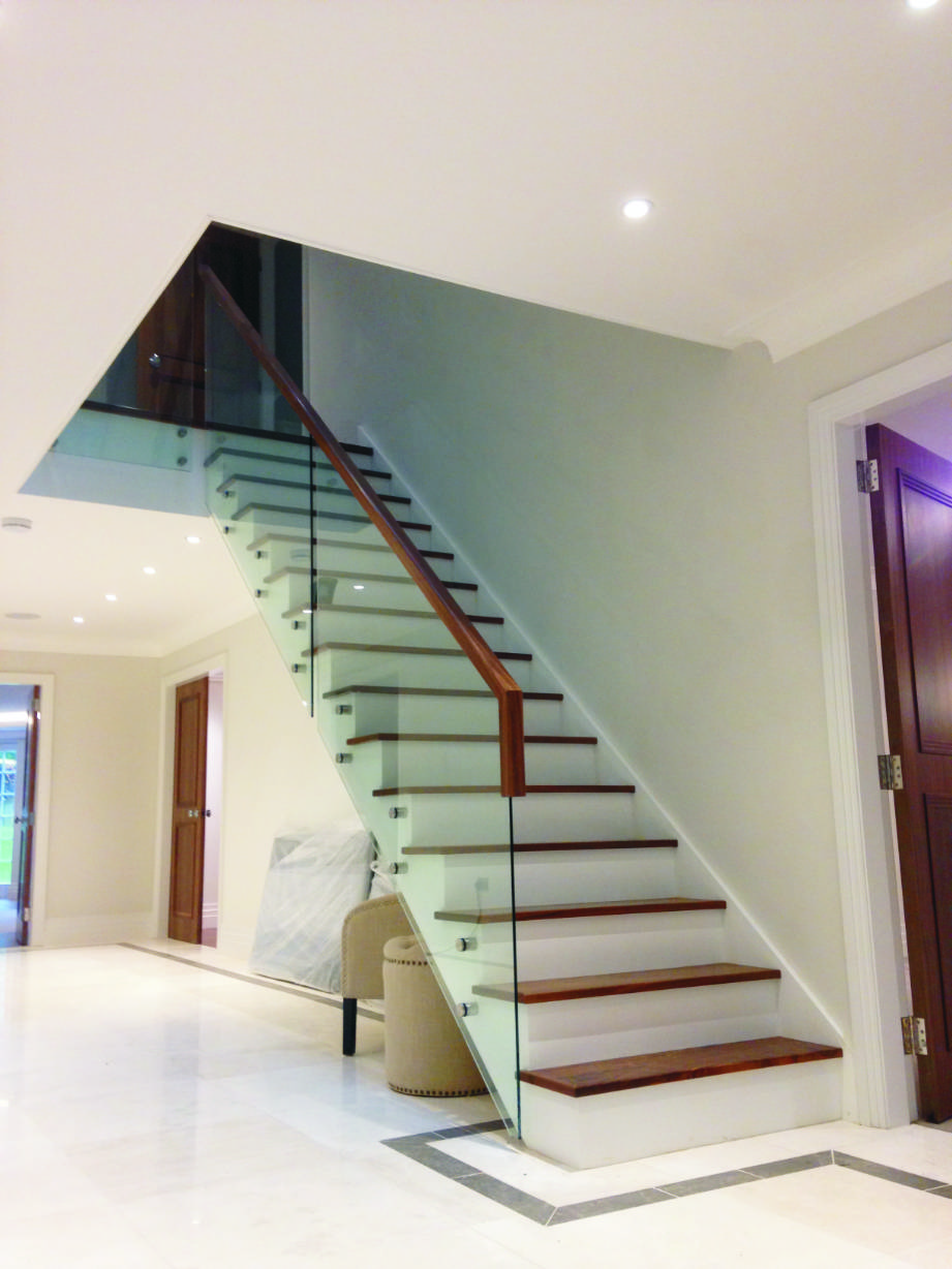 Recent Project Staircase
